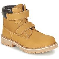 Skor Barn Boots Citrouille et Compagnie FIKOURAL Beige