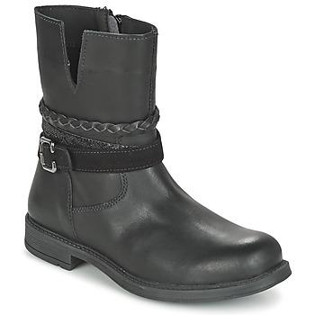 Skor Flick Boots Citrouille et Compagnie FURAMO Svart