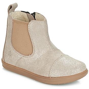 Skor Flick Boots Citrouille et Compagnie FEPOL Silver