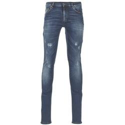 textil Herr Stuprörsjeans Versace Jeans ROUDFRAME Blå