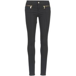 textil Dam 5-ficksbyxor Versace Jeans TOLKALA Svart