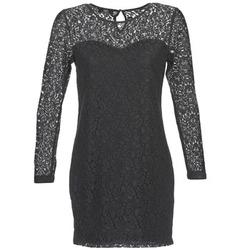 textil Dam Korta klänningar Le Temps des Cerises JOE Svart