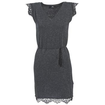 textil Dam Korta klänningar Le Temps des Cerises MANDALA Grå