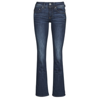 textil Dam Bootcutjeans G-Star Raw MIDGE SADDLE MID BOOTLEG Neutro / Stretch / Denim