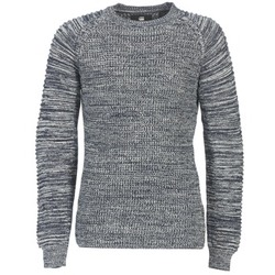 textil Herr Tröjor G-Star Raw SUZAKI R KNIT Marin / Melerad