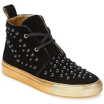 Skor Dam Höga sneakers Sonia Rykiel 670183 Svart