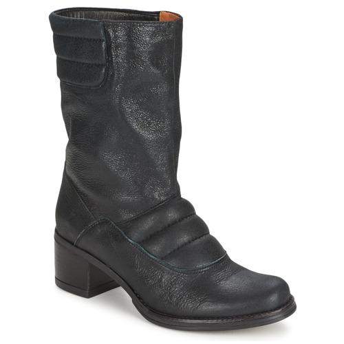 Skor Dam Boots Espace DORPIN Svart