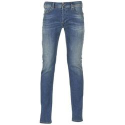 textil Herr Skinny Jeans Diesel SLEENKER Blå / 0855q
