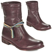 Skor Dam Boots Felmini BERTHA Bordeaux