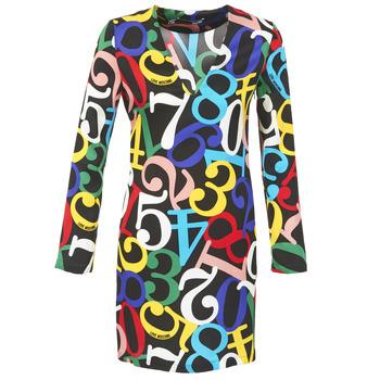 textil Dam Korta klänningar Love Moschino PICHANI Flerfärgad