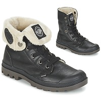 Skor Dam Boots Palladium BAGGY LEATHER FS Svart