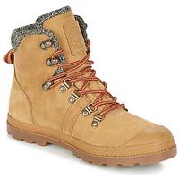 Skor Dam Boots Palladium PALLABROUSSE HIKING Honung