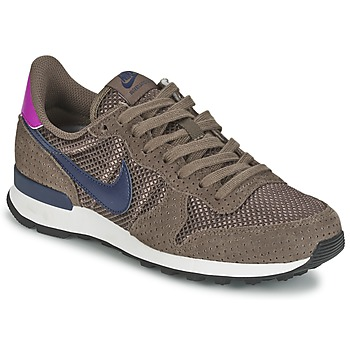 Skor Dam Sneakers Nike INTERNATIONALIST PREMIUM W Brun