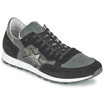Skor Dam Sneakers Yurban FILLIO Grå / Svart