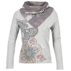 textil Dam Sweatshirts Desigual CASMIBA Grå