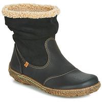 Skor Dam Boots El Naturalista NIDO Svart