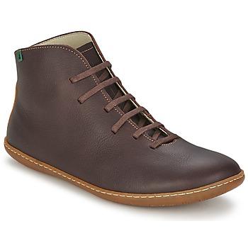 Skor Boots El Naturalista EL VIAJERO Brun