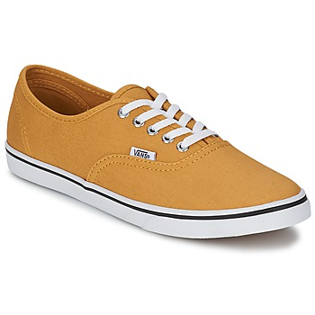 Skor Sneakers Vans AUTHENTIC LO PRO Senapsgul / Vit