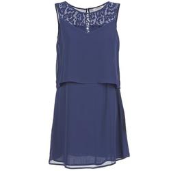 textil Dam Korta klänningar Naf Naf LYANA Marin