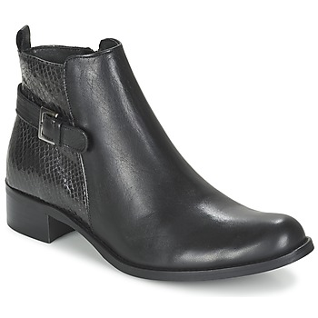 Skor Dam Boots Betty London FEWIS Svart