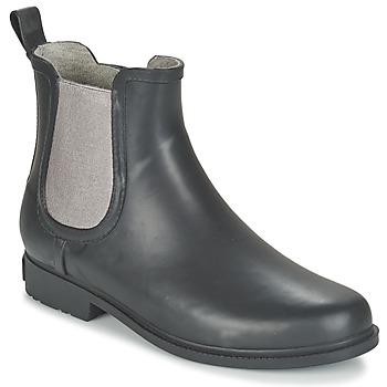 Skor Dam Boots Marc O'Polo LATTA Svart