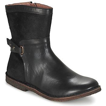 Skor Dam Boots Kickers CRICKET Svart