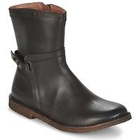 Skor Dam Boots Kickers CRICKET Brun / Mörk