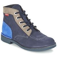 Skor Dam Boots Kickers KICK COL Marin