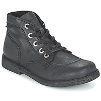 Skor Dam Boots Kickers LEGENDIKNEW Svart