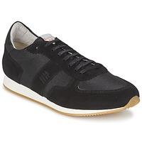 Skor Herr Sneakers Serge Blanco VARN Svart