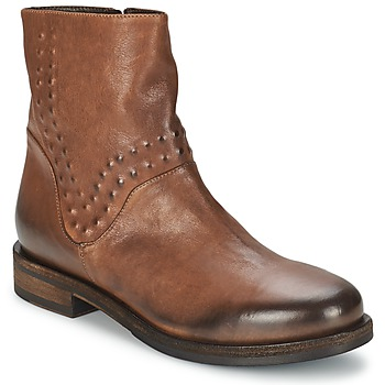 Skor Dam Boots Vic COPENHAGEN Brun