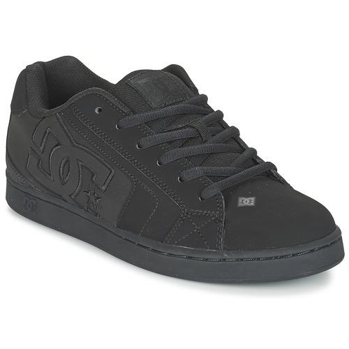 Skor Herr Skateskor DC Shoes NET Svart