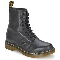 Skor Dam Boots Dr Martens PASCAL Svart