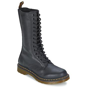 Skor Dam Boots Dr Martens 1B99 Svart
