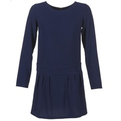 textil Dam Korta klänningar Betty London FABIAME Marin