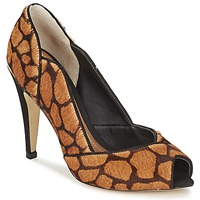 Skor Dam Pumps Dumond GUATIL Leopard