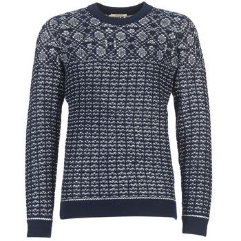 textil Herr Tröjor Selected RUPERT Marin