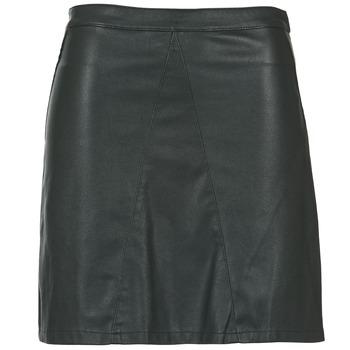 textil Dam kjolar Only METTELINE Svart