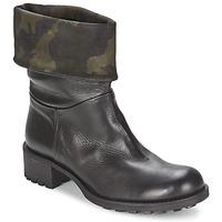 Skor Dam Boots JFK TARZAN Svart