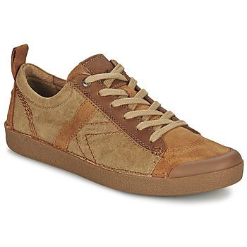 Skor Herr Sneakers Kickers TRIBAL Kamel