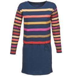 textil Dam Korta klänningar Little Marcel RALDI Marin