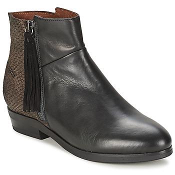 Skor Dam Boots Coqueterra PATRICE Svart
