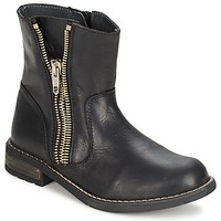 Skor Flick Boots Little Mary ROCKNROL Svart