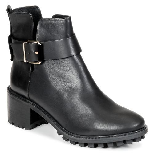 Skor Dam Boots Miista GRETA Svart