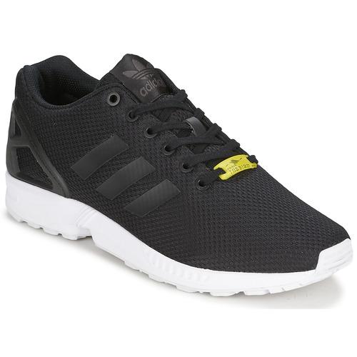 Billigt pris Dam adidas Originals ZX FLUX K Sneakers Vit