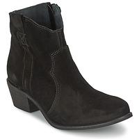 Skor Dam Boots Shoe Biz BROPE Svart