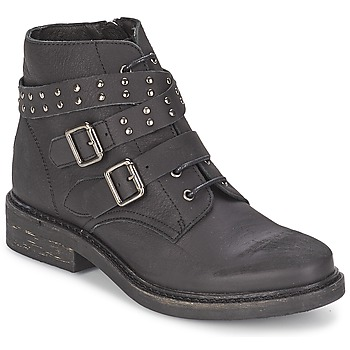 Skor Dam Boots KG by Kurt Geiger SEARCH Svart