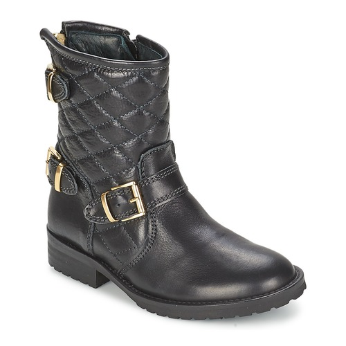 Skor Flickor Boots Hip RAVUTE Svart