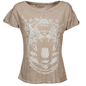 textil Dam T-shirts Best Mountain ACCADUR Mullvadsfärgad