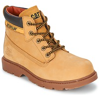 Skor Barn Boots Caterpillar COLORADO PLUS Honung